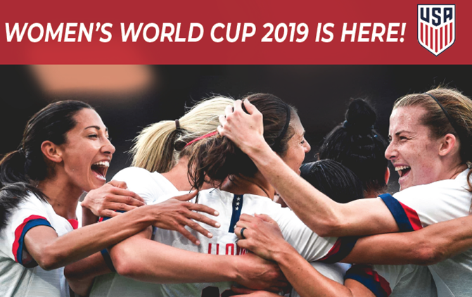 Women's World Cup Is Here