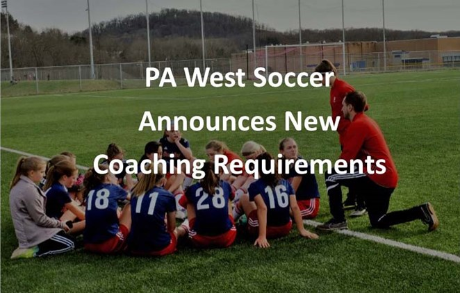 PA West Soccer Announces New Coaching...