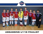 Assassins U11G finalist