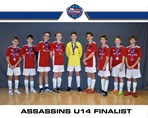 Assassins U14B finalist