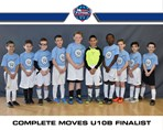 Complete Moves U10B finalist