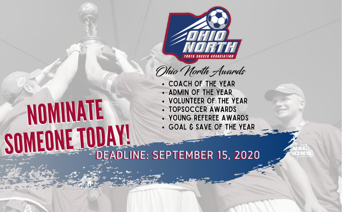 Nominate Someone Today!