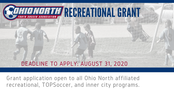 Apply For Ohio North's Recreational Grant