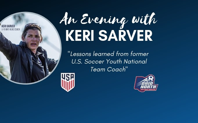 An Evening with Keri Sarver