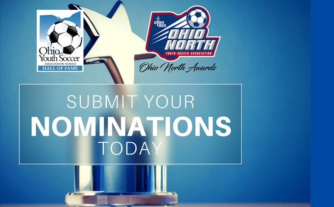 Ohio North Award Nominations - Extended to Oct 1