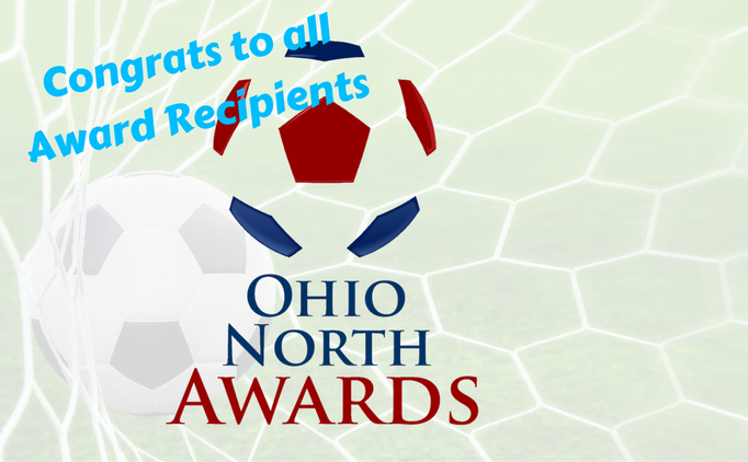 Award WInners of the 2016 Ohio North Awards