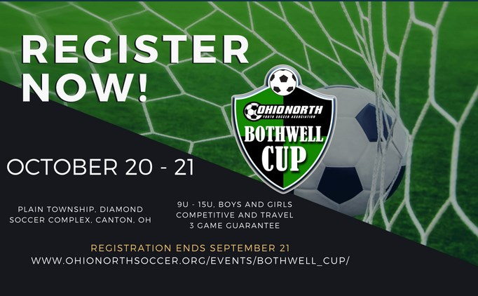 Bothwell Cup Registration is Now Open