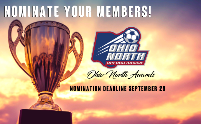 Accepting Nominations for the Annual Awards!