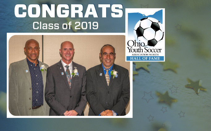 Congrats to the 2019 Hall of Fame Inductees