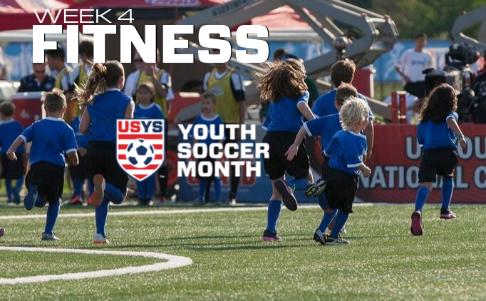 Final Week of Youth Soccer Month!