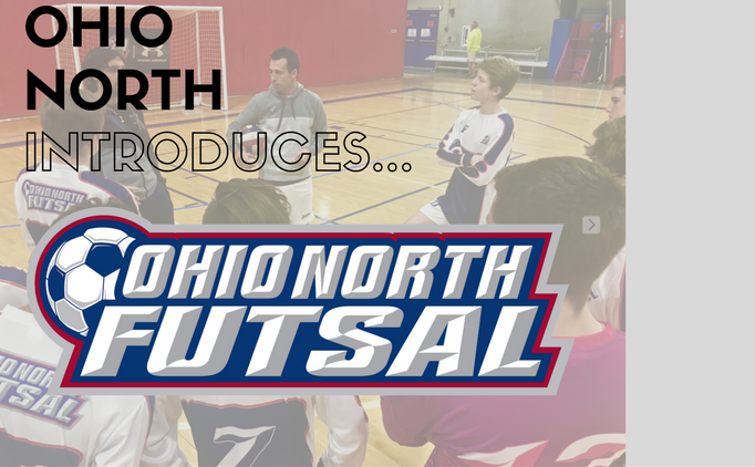 Ohio North Now Offers Futsal!