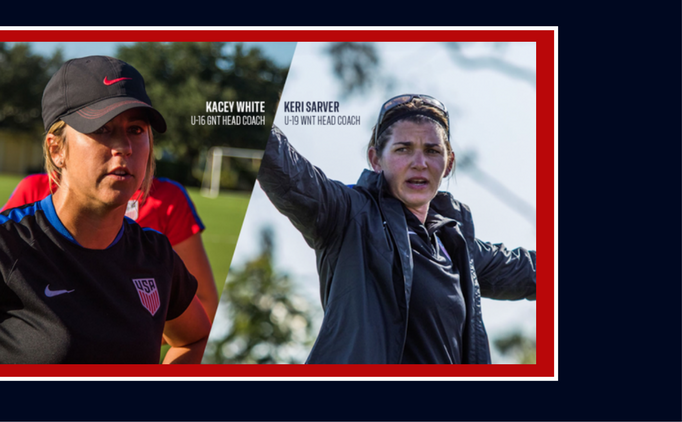 Ohio North's Own Joins US WNT Staff