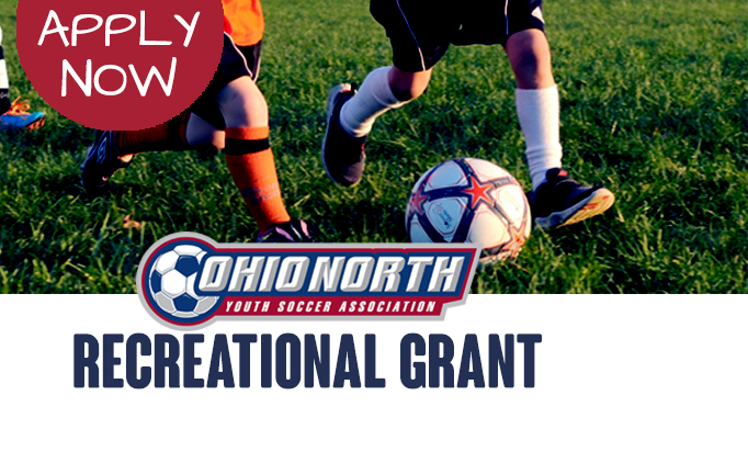 Recrational Grant Application Open