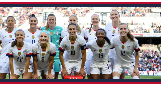 ODP Represented on USWNT World Cup Roster