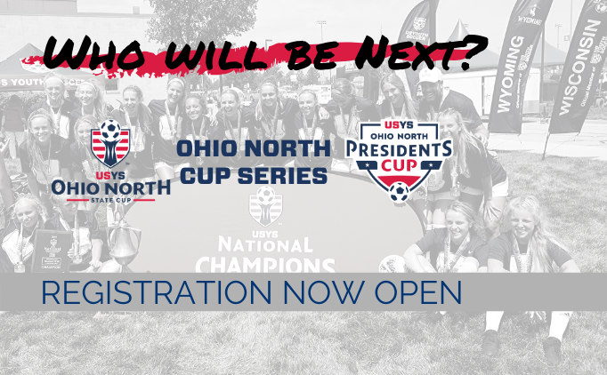 2020 Cup Series Registration is Open