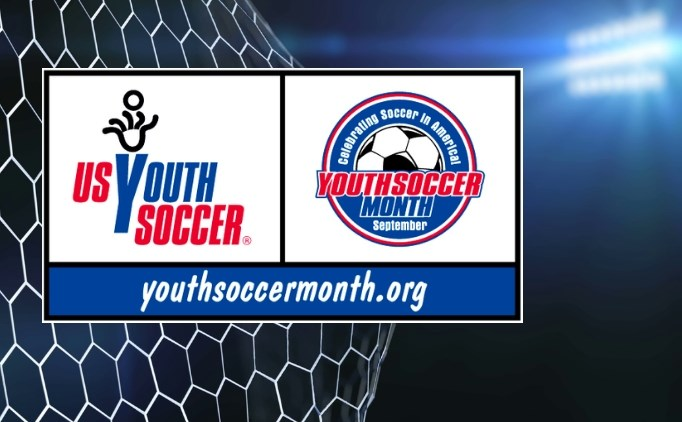 September is Youth Soccer Month