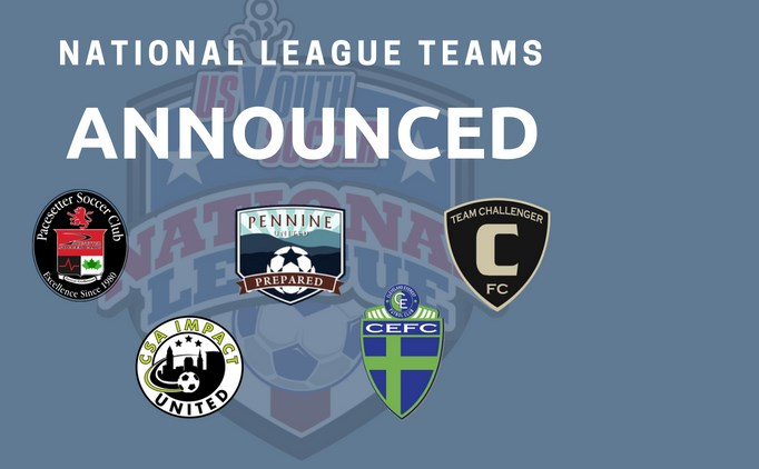 Teams Announced for the 2018-19 National League