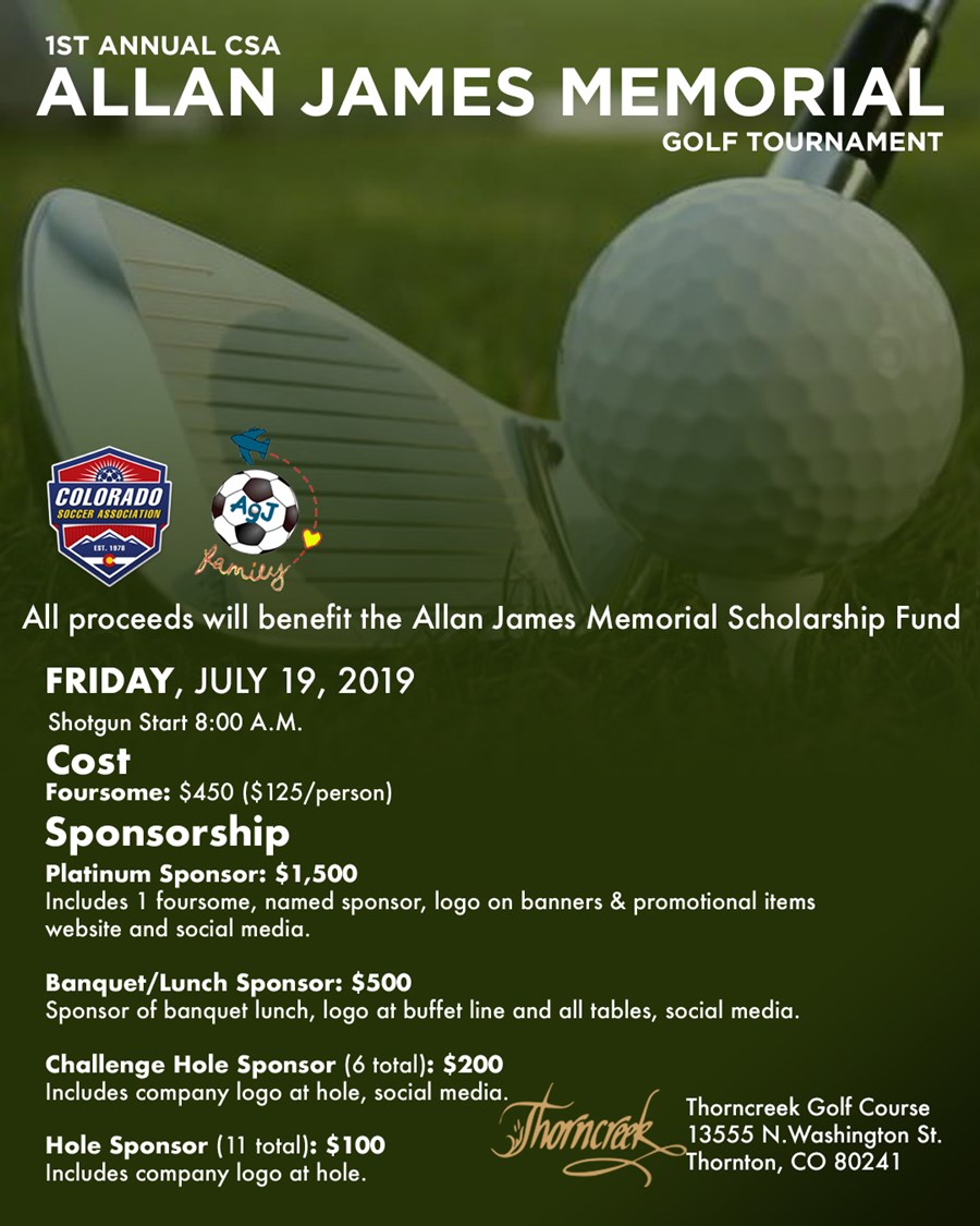 Allan_James_Golf_tournament