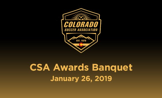 2019 CSA Awards Banquet Dinner