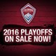 2016 Audi MLS Cup Playoffs Tix Presale for YOUR Colorado Rapids!