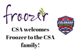 Froozer and Colorado Soccer Association announce long-term partnership