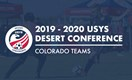 Colorado Team Announced for 2019 - 2020 US Youth Soccer - Desert Conference