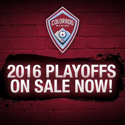 2016 Audi MLS Cup Playoffs Tix Presale for...