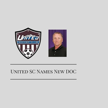 United SC Names New DOC