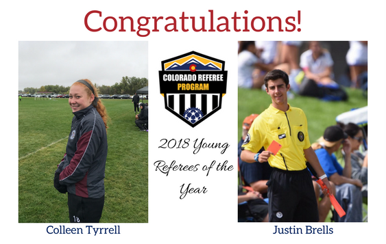 Colleen Tyrrell and Justin Brells Named...
