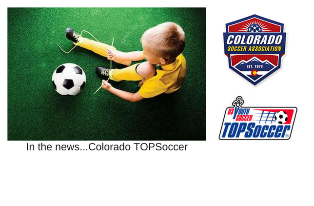 In the News: Colorado TOPSoccer and the...