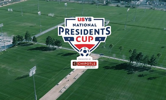 Las Vegas To Host 2020 US Youth Soccer...