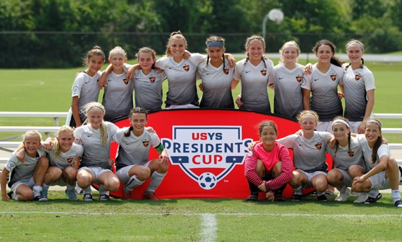 US Youth Soccer National Presidents Cup:...