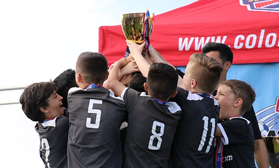 Fall 2019 Schedules: State Cup, Presidents...
