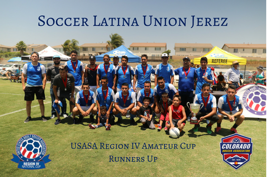 Union Jerez Fall Just Short of USASA...