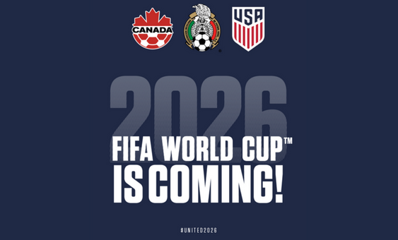 United Bid Selected to Host the 2026 FIFA...