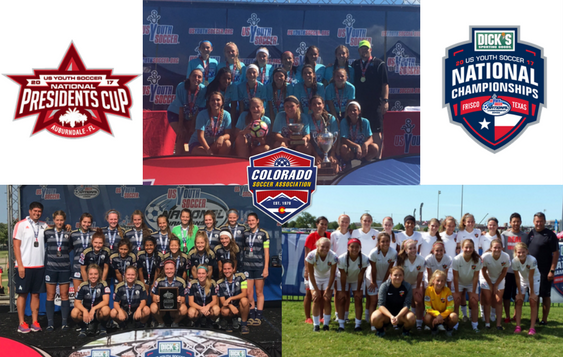 Colorado Teams Perform Well In National...