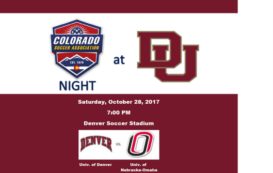 Purchase tickets for CSA Night at DU vs....