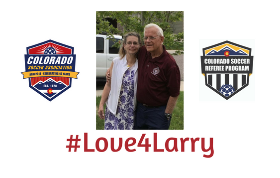 #Love4Larry
