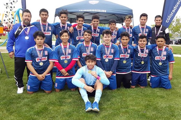 2016 Colorado State Presidents Cup Champions