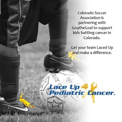 Pediatric Cancer Awareness Month is...