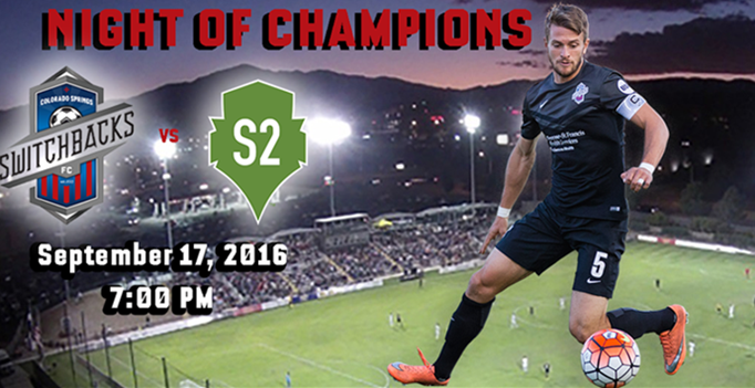 Switchbacks FC Night of Champions!