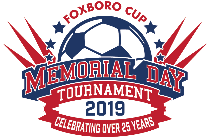2019 Foxboro Cup Logo - Celebrating over 25 Years