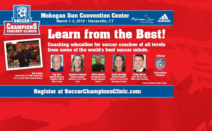 2018 Soccer Champions Clinic