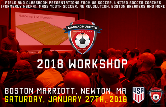 2018 Mass Youth Soccer Workshop