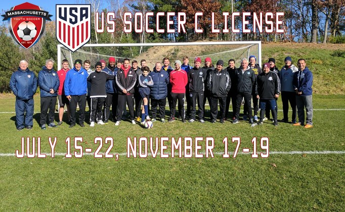 MA / CT to co-host US Soccer National C License