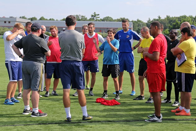 US Soccer C License Course - Fall 2019