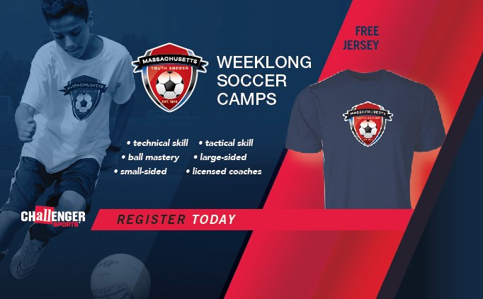 Mass Youth Soccer Summer Camps