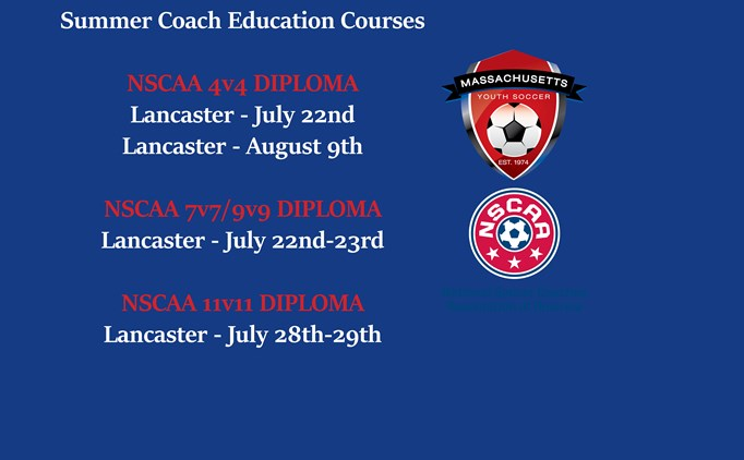 Summer Coach Education Courses