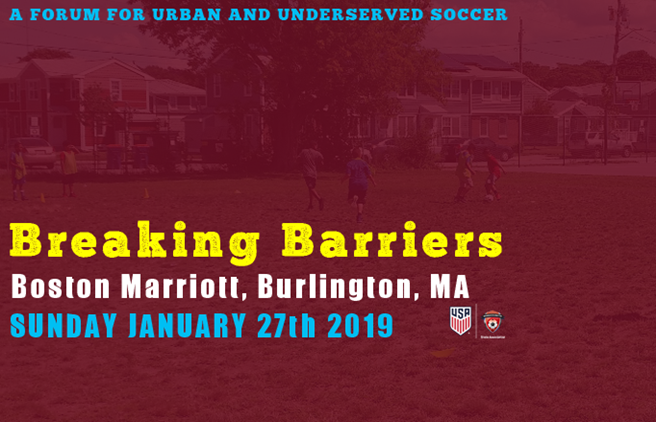 Breaking Barriers Workshop - January 27th 2019