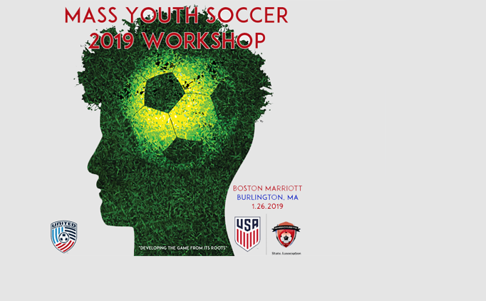 Mass Youth Soccer 2019 Workshop